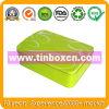 Rectangular Storge Tin Box with Food Grade, Metal Gift Box