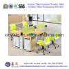 Combination Staff Office Desk Wooden Workstation Table (WS-06#)