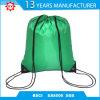 Printing Custom Logo Polyester Drawstring Bag