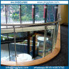 4-12mm Curved Tempered Glass Panels for Balustrade