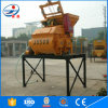 Best Price Stationary Double Twin Shaft Concrete Mixer