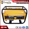 6.5HP 2.5kVA Portable Gasoline Generator Set with Ce
