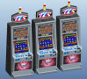 Original Factory Roulette Slot Game Machine Casino Coin Operated Gambling Machine