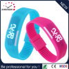 Fashion Silicone LED Digital Lady Wrist Sport Watch (DC-625)