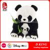 Custom a Set of Two Plush Soft Panda Stuffed Animals