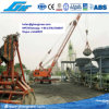 5 Ton Electric-Hydraulic Rubber Tyred Port Crane