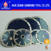 5 Inch Convex Continuous Turbo Diamond Saw Blades/Diamond Cutting Tools