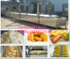 Stainless Steel Continuous Fryer Machine for Snacks