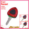 Auto Remote Key with ID46 Chip 1 Buttons 433MHz for Ferrari