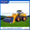 Skid Loader Attachment - Loader Cleaning Machine Supplier From China