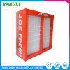 Speciality Stores Folded Paper Floor Exhibition Display Stand for Retail