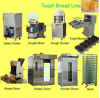 Automatic Loaf Bread Production Line Use for Bakery with CE and ISO Approved From Manufacture