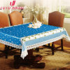 Handmade Crochet Tablecloth, Latest Design Printing Waterproof (WF-3312C)
