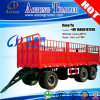 2/3 Axis Side Bar Fence Full Trailer with Draw Bar