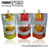 Juice Bag, Beverage Packaging, Juice Plastic Packaging Bag