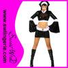 Wholesale Woman Sexy Black PVC Leather Lingerie