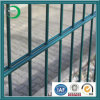 Galvanized or Powder Coated Double Wire Fence