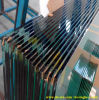 Buy Best Customized Size Decorative Architectural Thermally Building Tempered Glass