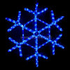 Decoration Festival LED Snow Light (LDM-SNOW-60CM)