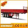 Flat Type Side Wall Semi Trailer