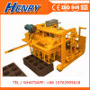 Qt40-3A Portable Manual Solid Hollow Block Machines for Sale