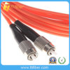 Fiber Optic Om2 50/125 Cable FC Mm Connector Duplex
