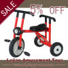 Red Three Wheel Children Bicycle for Kindergarden (J1502-6)