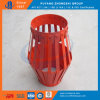 Cement Accessories Slip on Metal Petal Cementing Basket