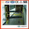 Scaffold System-Steel Mini Folding Mobile Scaffolding