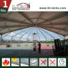 Big Round Marquee for Outdoor Wedding Event in Nigeria