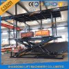 Heavy Duty Hydraulic Car Lifter Car Parking Machine