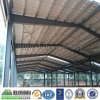 Mutil-Span Weled H Section Steel Frame Structural Workshop
