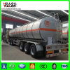 42000L 3 Axles Aluminium Crude Oil Tank Semi Trailer