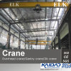 Elk 5ton Singel Girder Crane/Overhead Crane with Wire Rope Hoist