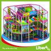 Round Area Indoor Children Soft Playground with Customized Design