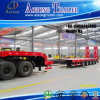 5 Axles Extendable Low Bed Semi Trailer