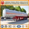 47cbm Carbon Steel Tank Trailer Fuel Oil Tank Truck Trailer