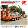 17m Qilin 3 Axles Low Loader Trailer