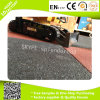 15mm Thick EPDM Crossfit Gym Rubber Flooring Tile