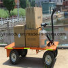 Electric Four Wheel Garbage ATV