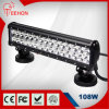 "17"" 108W LED Light Bar, Spot Flood Combo Beam"