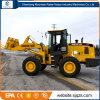 Chinese 3ton Payloader Front End Wheel Loader for Sale