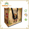 2016 Recycled Custom Printed Laminated RPET Shopping Bag