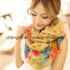 Scarf/Polyester/Garment /Curtain/Voile Fabric
