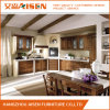 2017 Italian High End Luxury Solid Wood Kitchen Furniture Cabinetry