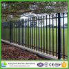 2017 Hot Sale2.1m X2.4m Spear Top Security Picket Steel Fence