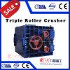 Triple Roll Crusher Mining Machine Crushing Machine with ISO Ce