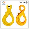 G80 Lifting Swivel Eye Safety Selflock Hook