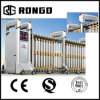 304 Grade Stainless Steel Extendable Main Gates for House Villa Factories and Schools