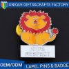 China Wholesale Blank Custom Cute Cartoon Metal Lapel Pin